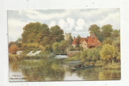 Cp, Royaume Uni , WELFORD ON AVON , The Mill , Illustrateur A. R. Quinton ,ed. Salmon , Vierge , N° 1864 - Inglaterra