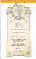 Od 652 - MENU 1909 - Menus