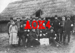 OSTFRONT Zivilarbeiter Zwangsarbeiter Armbinde Russland Polen Rumänien Litauen Lettland Armbinde - Weltkrieg 1914-18