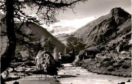 Motiv Aus Gschlöss Mit Gr. Venediger (114) * Aug. 1962 - Matrei In Osttirol