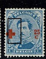 156  *  Forte  Multitude De Points Bleus - 1918 Croix-Rouge