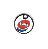 Jeton De Caddie  Argenté  TPS  Voir  Description - Trolley Token/Shopping Trolley Chip