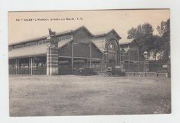 59 - LILLE / L'ABATTOIR - LA HALLE AUX BOEUFS - Lille