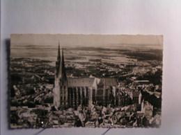 Chartres - La Cathédrale Vue D'avion - Chartres