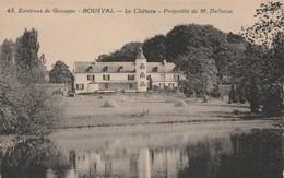 Environs De Genappe ,  Bousval ; Chateau ,propriété De M. Delhaize, N° 48 - Genappe