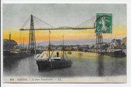 DC 1095 - NANTES - Le Pont Transbordeur. - LL 165 - Nantes