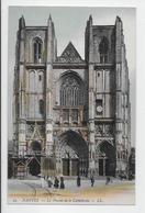 DC 1096 - NANTES - La Facade De La Cathedrale. - LL 24 - Nantes