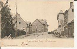 Heyst-op-den-Berg - De Gendarmerie 1906 - Heist-op-den-Berg