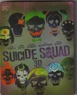 DVD Blu Ray + 3D  Coffret  Métat 4  Dvd  SUICIDE SQUAD   Etat: TTB Port 200 Gr - Fantasy