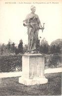 Bruxelles - CPA - Brussel - Jardin Botanique - Le Chrysanthème - Bossen, Parken, Tuinen