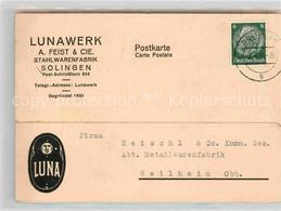 42766690 Solingen Luna Werk  Solingen - Solingen