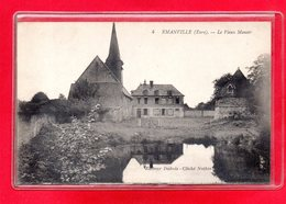 27-CPA EMANVILLE - LE VIEUX MANOIR - France