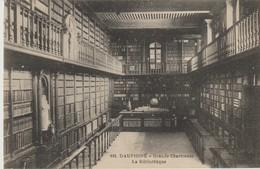CPA - GRANDE CHARTREUSE - LA BIBLIOTHEQUE - 625 - H. S. - France