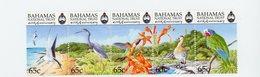 Bahamas 1999-Colibris,perruche,aigrette ...1008/12***mnh - Hummingbirds