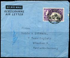 PA2203 Trinidad And Tobago 1955 Queen's Construction Mail Briefly Enclosed MNH - Trinidad & Tobago (1962-...)