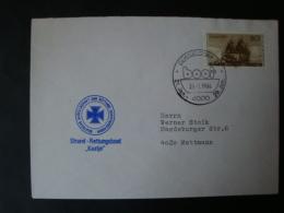 Brief DGzRS - Strandrettungsboot Kaatje - Verkehr & Transport