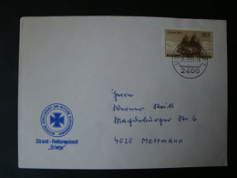 Brief DGzRS - Strandrettungsboot Grietje - Verkehr & Transport