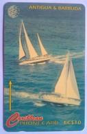 239CATB Sailing Week EC$10 - Antigua And Barbuda