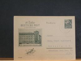 75/915  CP   DDR OBL.  1955 - Postales - Usados