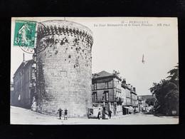 CPA D24 Perigueux Tour - Périgueux