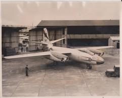 SOUTHORPE NORKOLK ROYAL AIR FORCE STATION NORTH AMERICAN B45 TORNADO  25* 21 CM  AEROPLANE  US AIR FORCE Bomber - Aviation