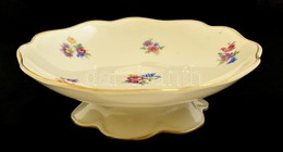 Rosenthal Porcelán Tálka, Matricás, Jelzett, Kopásokkal, D: 15,5 Cm - Ceramics & Pottery