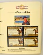 Királyi Aranykártyák. Látványos Telefonkártya Gy?jtemény 55 Db Használatlan Telefonkártyával.  El?renyomott, Leírásokat  - Phonecards