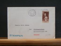 75/930  LETTRE 1963  VAT. - Vatican