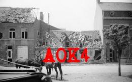 KUURNE 1940 Leie Lys Kortrijk Vormarsch Wehrmacht - War, Military