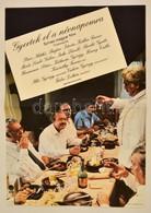 1984 Gyertek El A Névnapomra, Magyar Film Plakát, Rendezte: Fábry Zoltán, Hajtásnyommal, 56x39 Cm - Other Collections