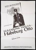 1988 'Isten Akaratából...', Filmplakát, 84×59,5 Cm - Other Collections