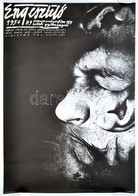 1989 Engesztel? 1956/89 Dokumentumfilm Plakát, Rendezte: Schiffer Pál, 80x56 Cm - Other Collections