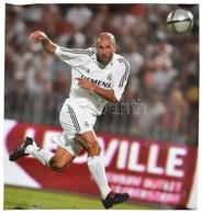 Cca 1990-2005 Futballistákat ábrázoló Nagyméret? Plakátok, Köztük, Zidane, Gullit, Casillas, Rooney, Gera, Stb., összese - Other Collections
