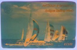 7CATB Sailing Week $20 - Antigua And Barbuda