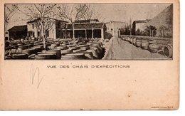 30 NIMES GARD VITICULTURE FABRE BARRIQUES TONNEAUX FOUDRES - Nîmes