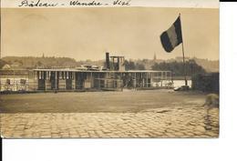 Visé - Photo Carte - Bateau Touriste - Wandre-Visé - Ed: Wettstein - Circulé: 1909 - 2 Scans. - Wezet