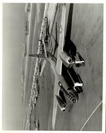 NORTH AMERICAN B45 TORNADO  25* 15 CM  AEROPLANE  US AIR FORCE Bomber - Aviation