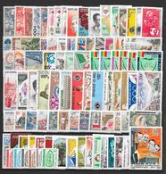 T 00527 - Afrique - 90 Timbres Neufs Luxe Tous Différents. - Collections (without Album)
