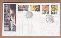 Australia  FDC 1996 Medical Science - Florey, Fred Hollows & Others - FDC