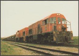 Ferrocarril Del Tajuña Locomotora Nº 5 - Eurofer Amics Del Ferrocarril Tarjeta - Trains