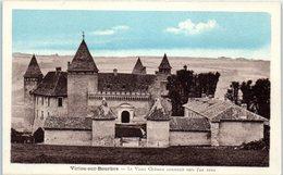 38 - VIRIEU Sur BOURBRE --  Le Vieux Château - Virieu