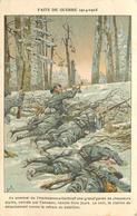 FAITS DE GUERRE 1914-15 - Au Sommet De L'Hartmannswillerkopf, Chasseurs Alpins (Job Illustrateur). - War 1914-18