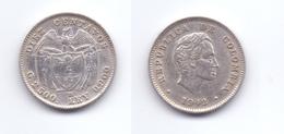 Colombia 10 Centavos 1942 B - Colombia