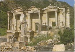 EFES-IZMIR-TURKIYE, Celsus Kitapligi, Used Postcard [21133] - Turkey