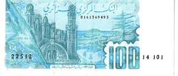 ALGERIE BILLET NEUF DE 100 DINARDS - Algeria