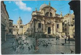 DUBROVNIK, Croatia, Used Postcard [21136] - Croatia