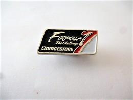 PINS FOMULE 1 FORMULA 1 THE CHALLENGE BRIDGESTONE PNEUS  / 33NAT - F1