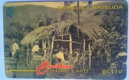 54CATA Arrowroot $10 - Antigua And Barbuda