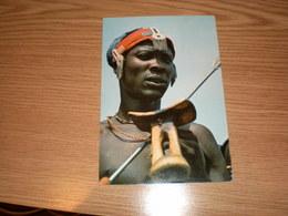 Kenya, Turkana Warrior - Kenya