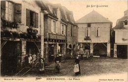 CPA Bretenoux La Place (686493) - Bretenoux